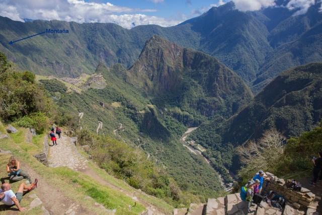 Machu Picchu Montana