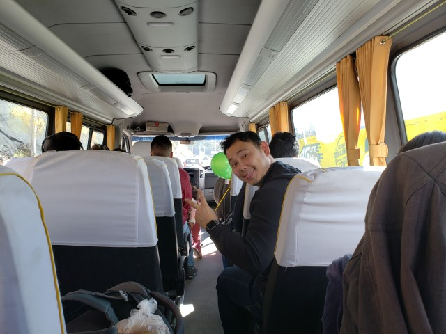 Ollanta Bus