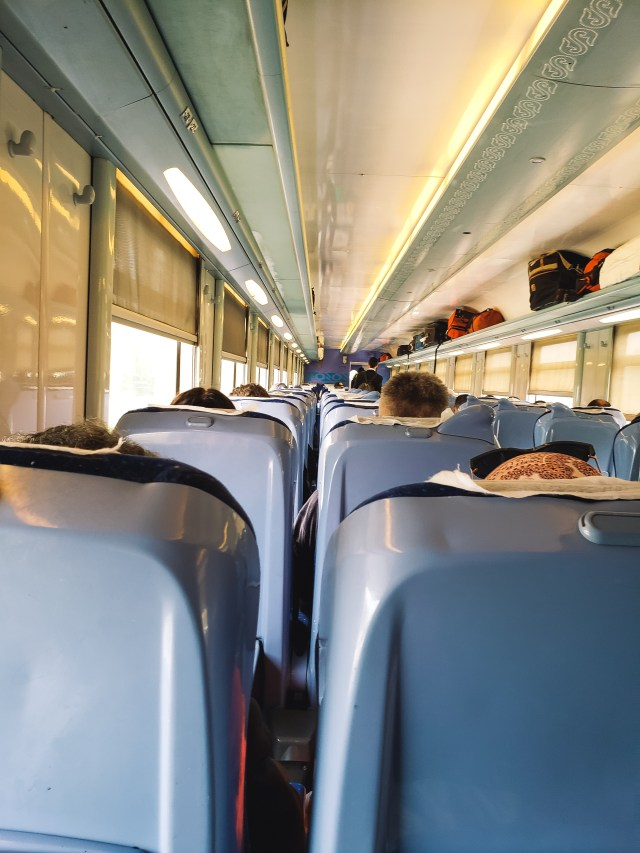 Train-Seats