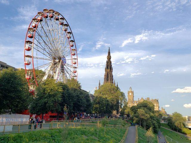 Edinburgh eye