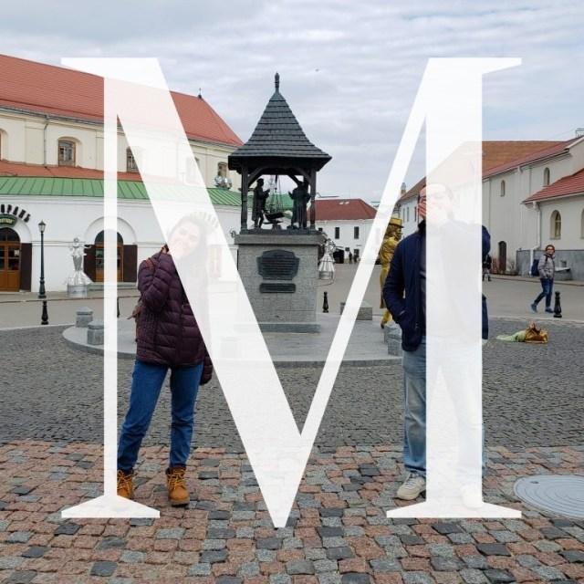 M - Minsk Belarus