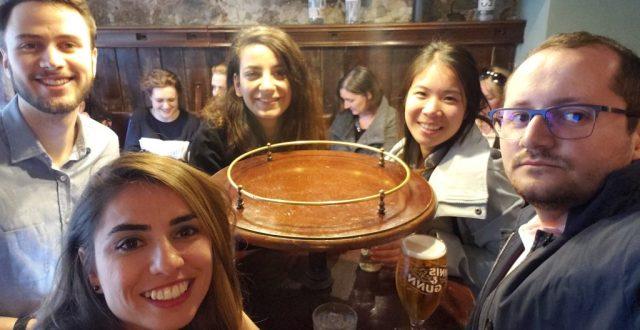 Team Scotland Smallest Bar