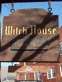 The Witch House - Salem, Massachusetts