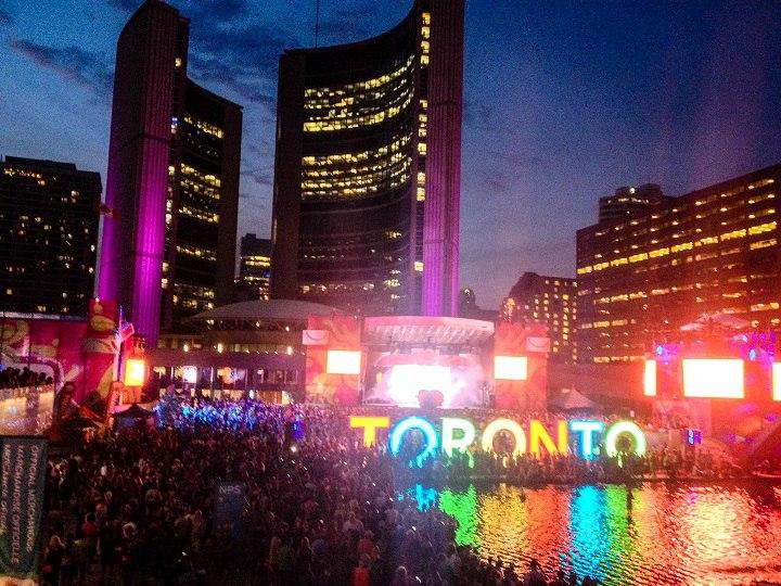 Toronto Panamania 2015