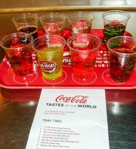 Coca-Cola Tastes Of The World