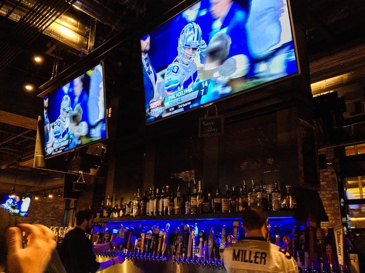 Henry's Tavern, Denver, CO