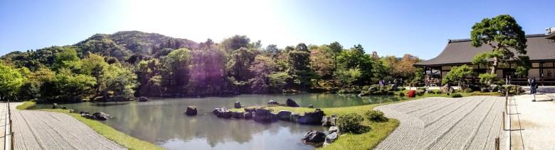 Tenryu-ji Temple in Kyoto