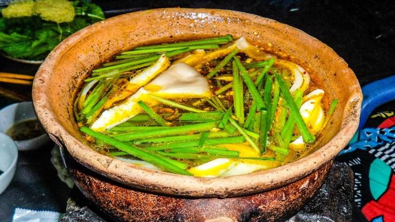 Hot Pot in Saigon