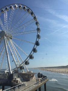 Das Riesenrad von Scheveningen
