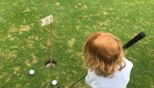 Golfen auf Gut Clarenhof