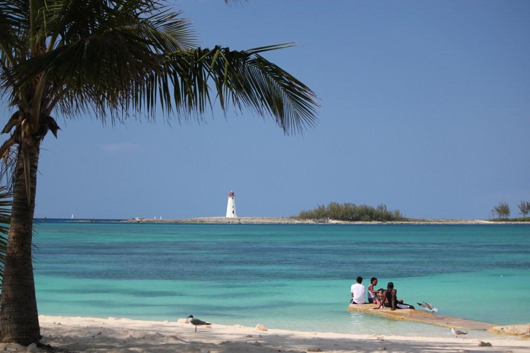 Lighthouse Tranquility; Nassau, Bahamas; 2011