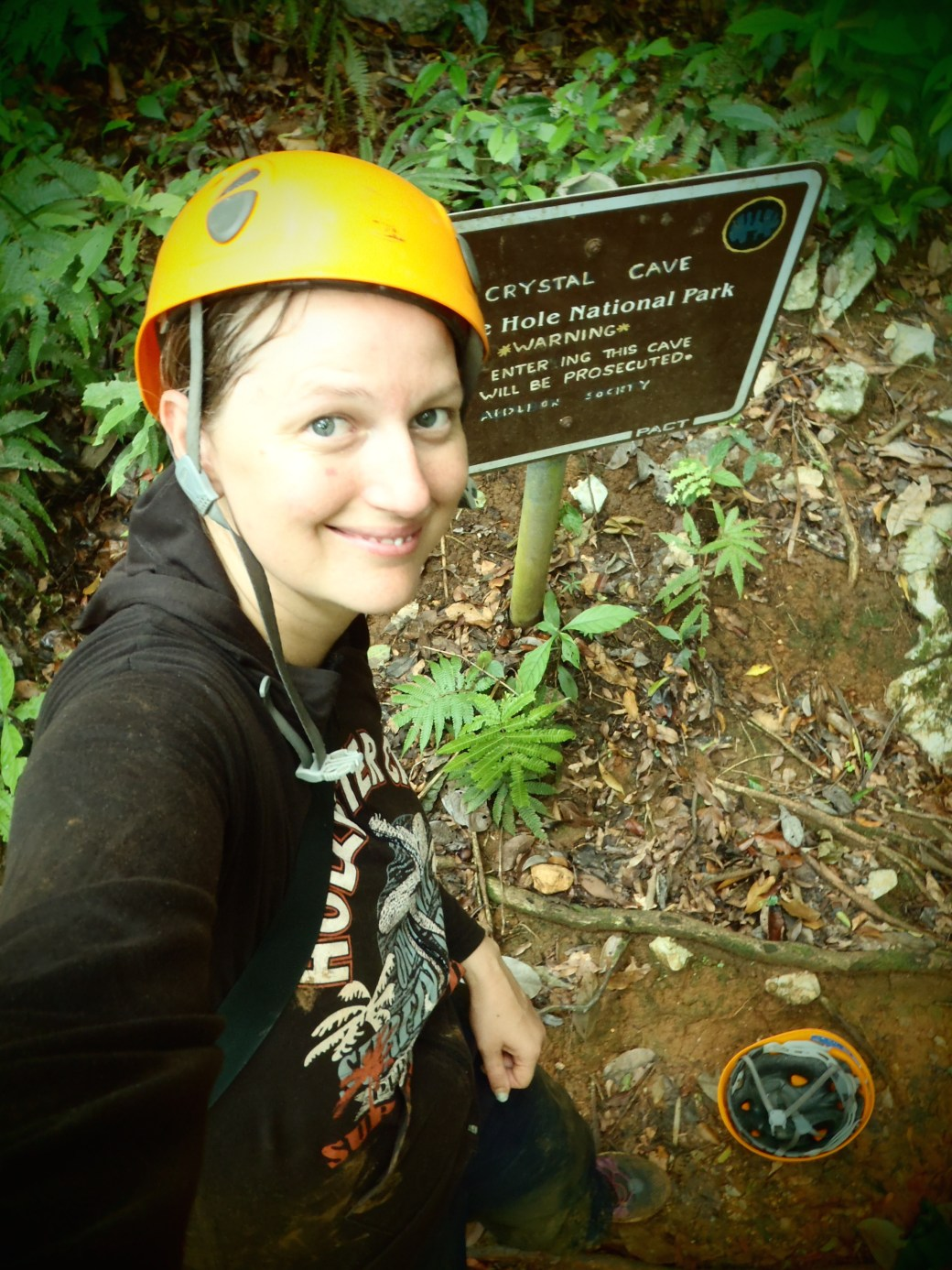 Personal Accomplishment Defeating Crystal Cave; Belmopan, Belize; 2013