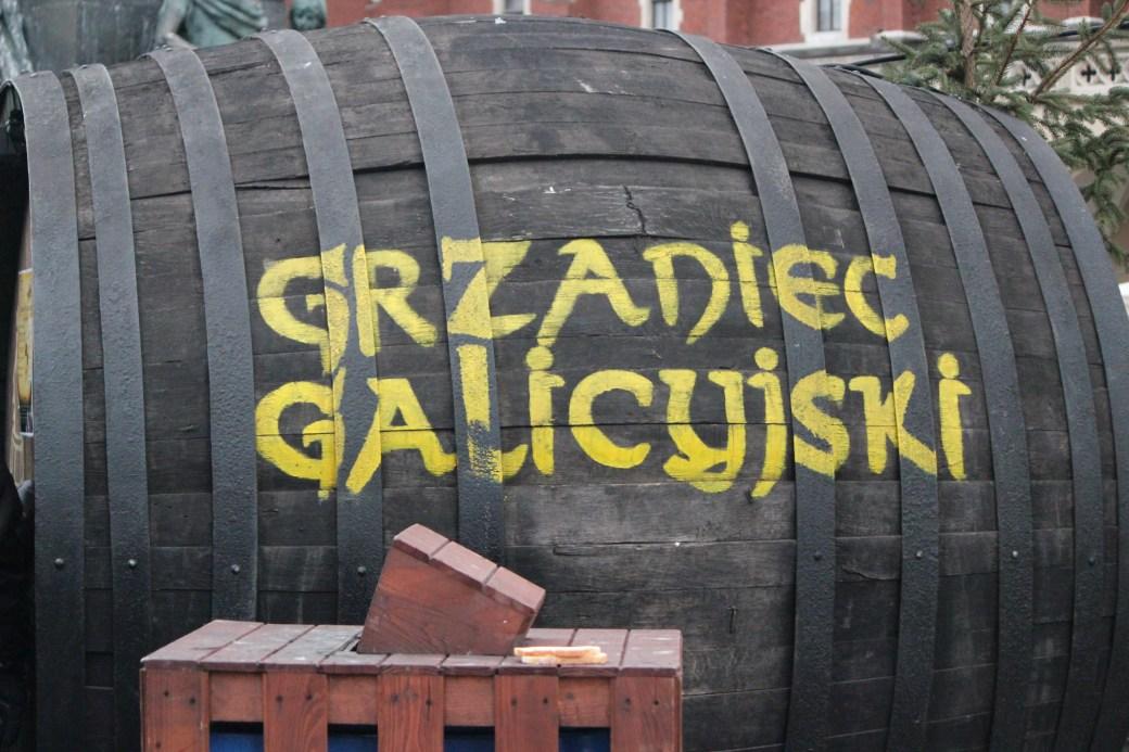 Barrel; Krakow, Poland; 2011