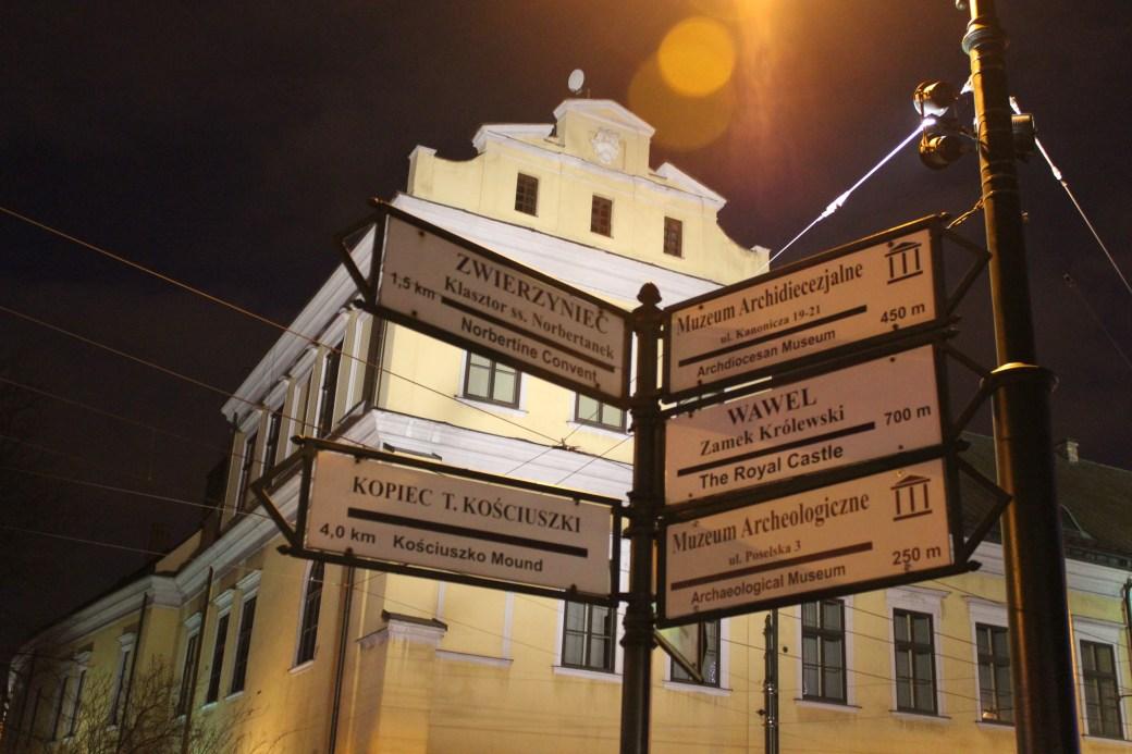 Landmarks; Krakow, Poland; 2011