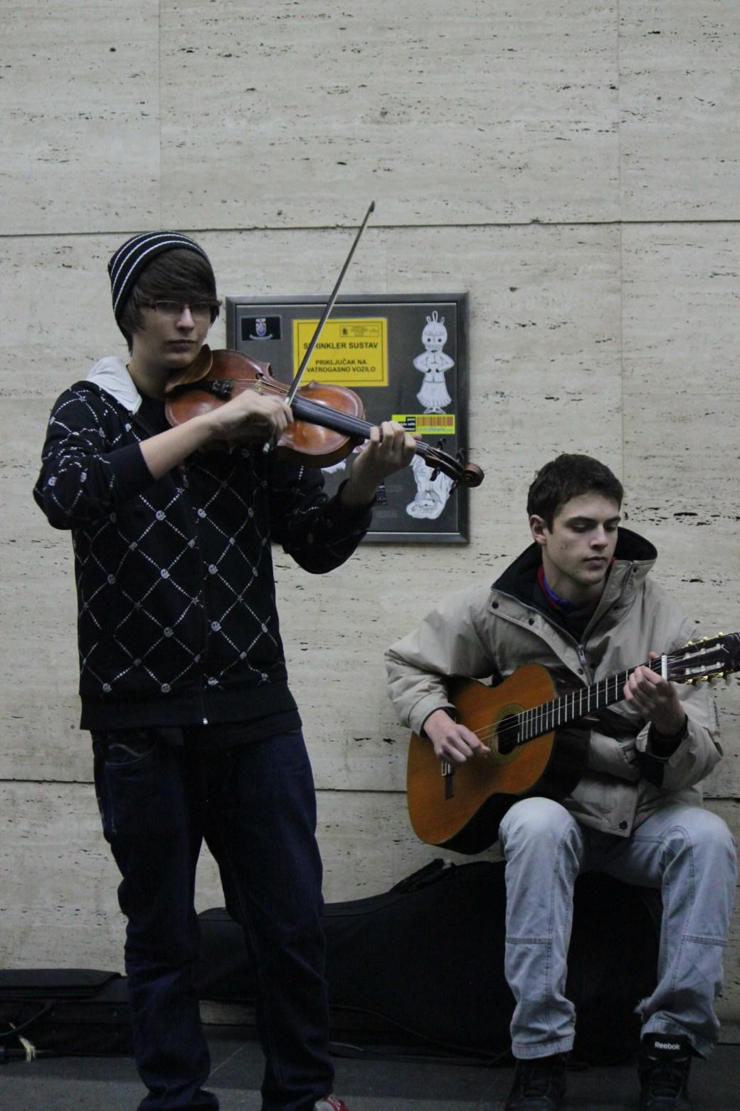 Young Musicians; Zagreb, Croatia; 2011