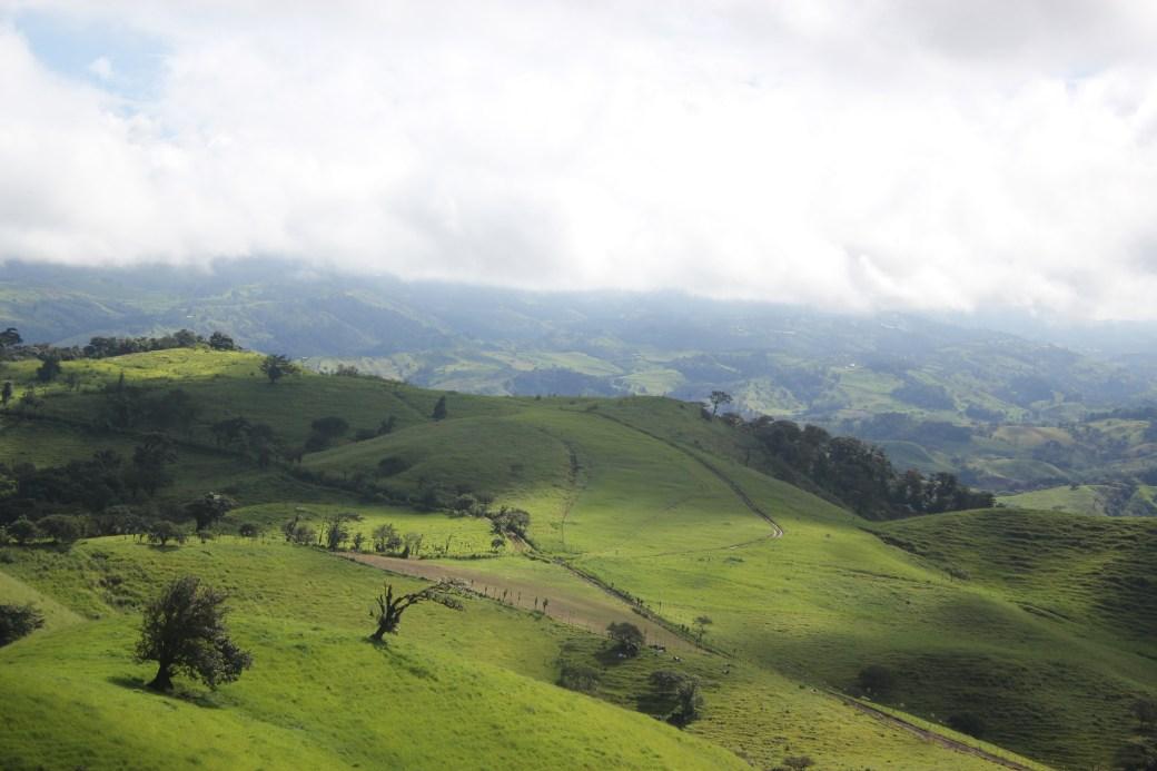 Costa Rica Landscape; 2013