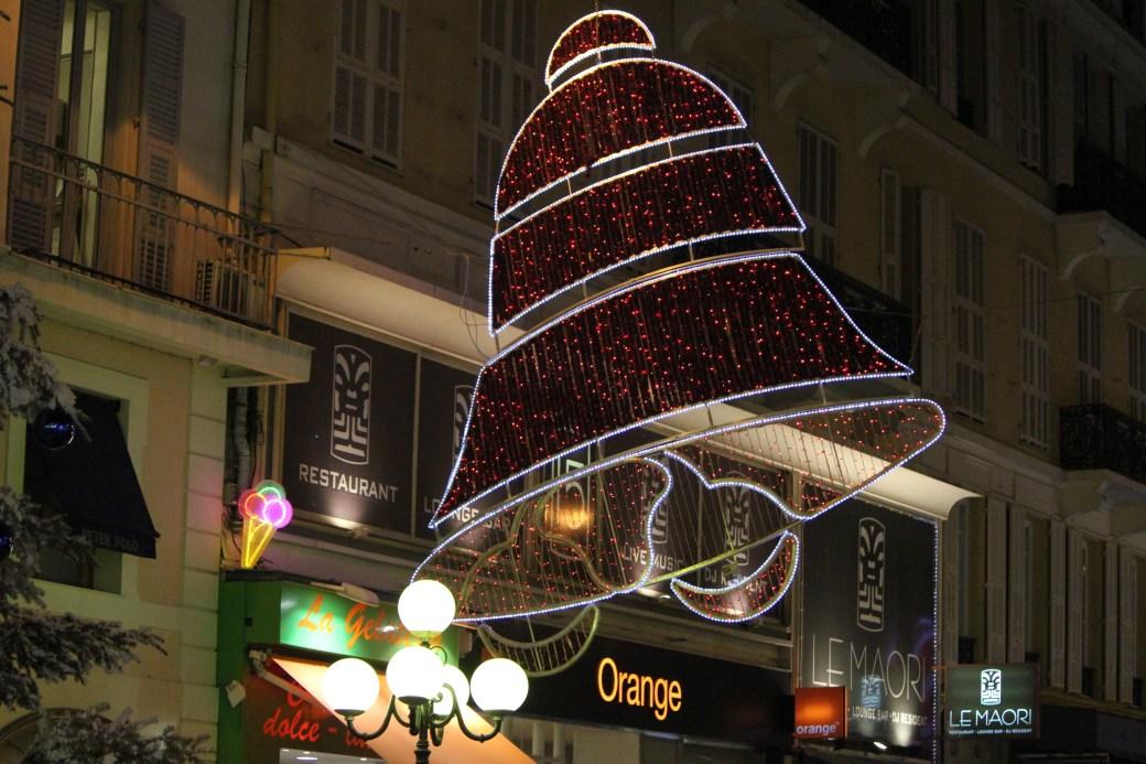 Christmas Bells; Nice, France; 2011
