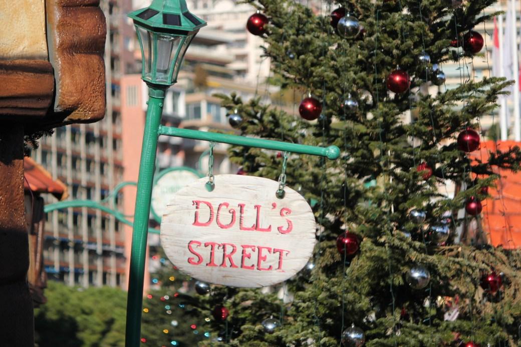 Doll's Street; Monte Carlo, Monaco; 2011