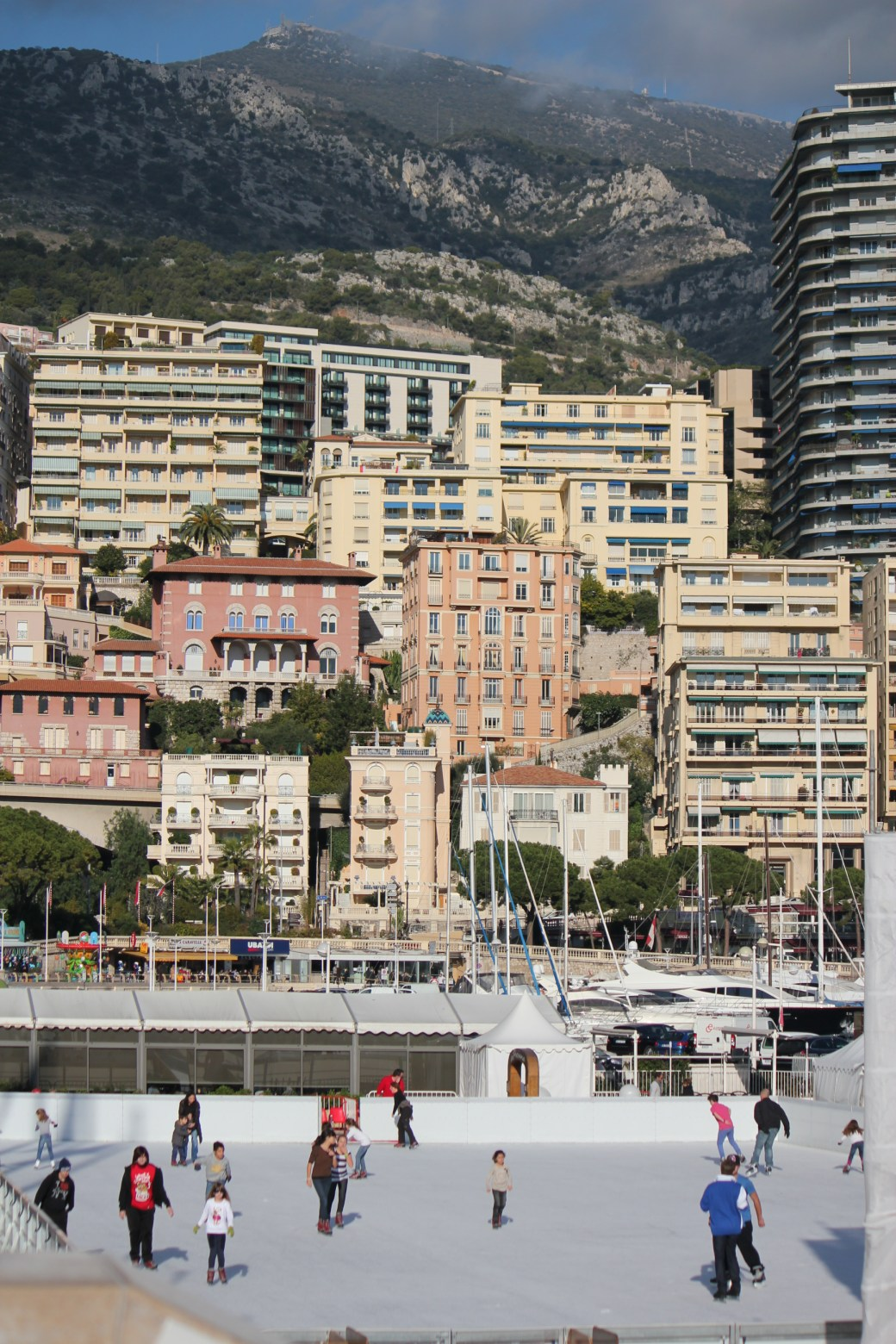 Mountain View; Monte Carlo, Monaco; 2011