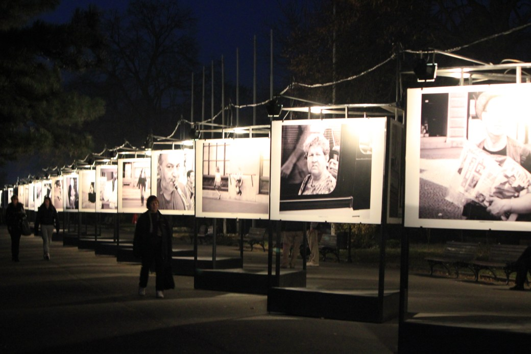 Photography Exhibition; Belgrade, Serbia; 2011