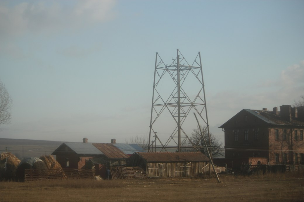 Farm Land; Romania; 2011