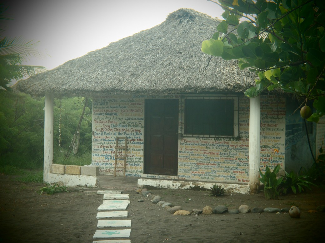 ARCAS Quarters; Monterrico, Guatemala; 2013