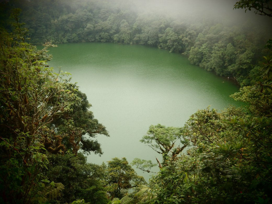 Lake Chetal; Volcan Arenal, Costa Rica; 2013