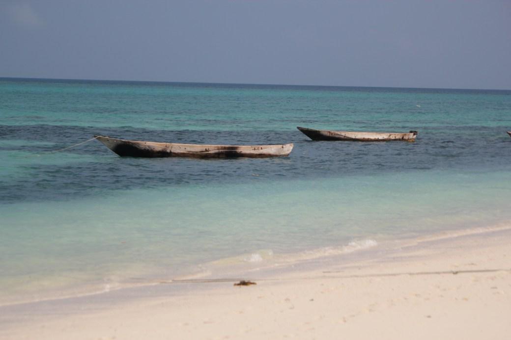 Clarity; Kwenda Rocks, Zanzibar, Tanzania; 2011