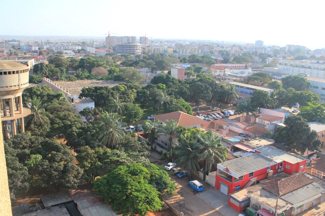 City Overview; Luanda, Angola; 2012