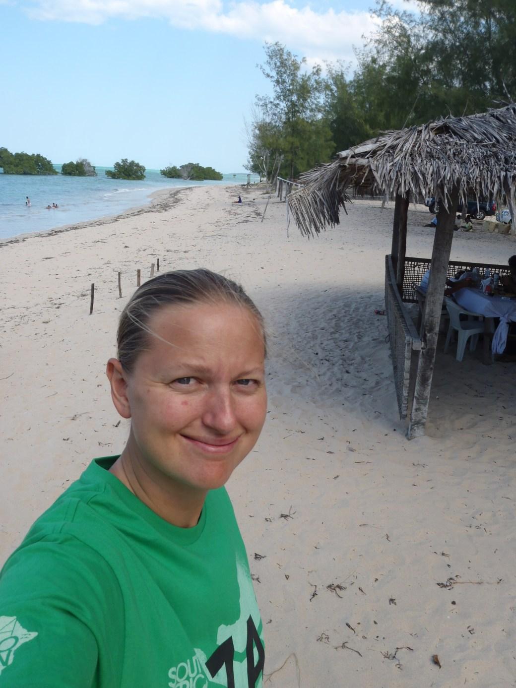 Beach Shot; Pemba, Mozambique; 2011