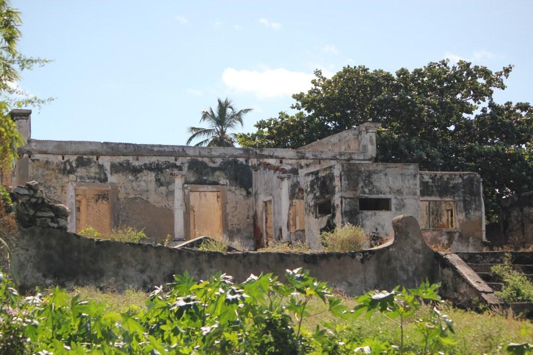 Old Local Shop; Pemba, Mozambique; 2011