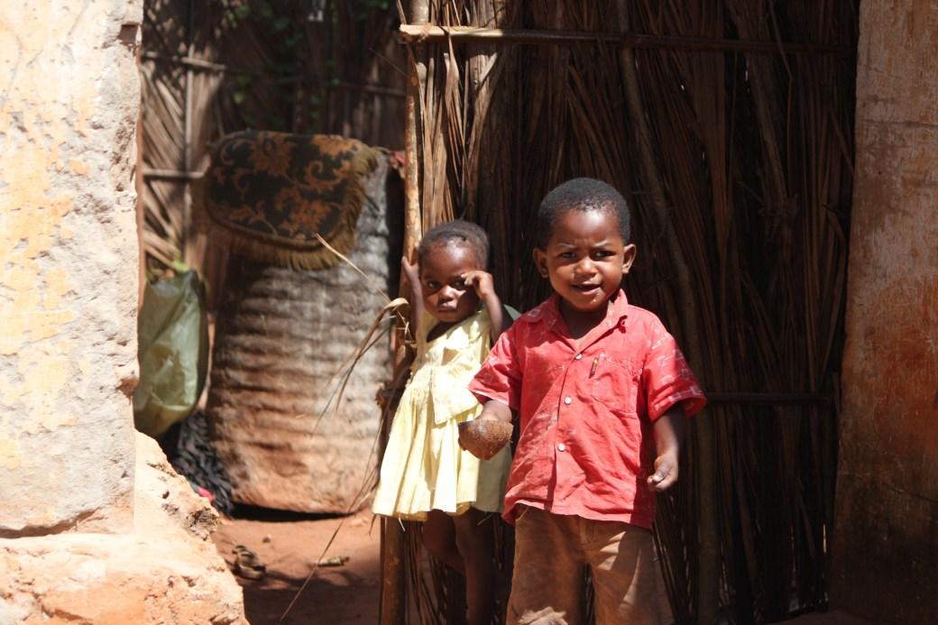 Little Ones; Stone Town, Zanzibar, Tanzania; 2011