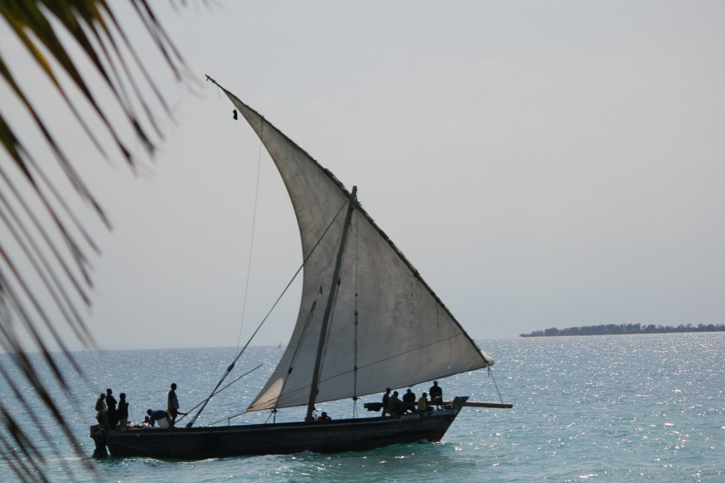 Dow Stone Town, Zanzibar, Tanzania; 2011