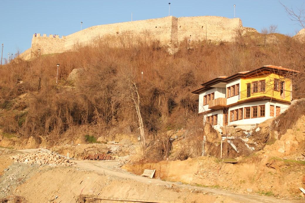Hike to the Fortress; Prizren, Kosovo; 2013