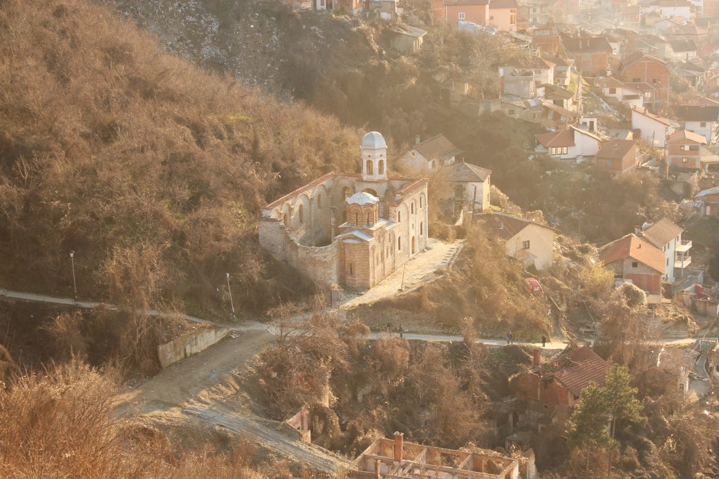 Church View; Prizren, Kosovo; 2013