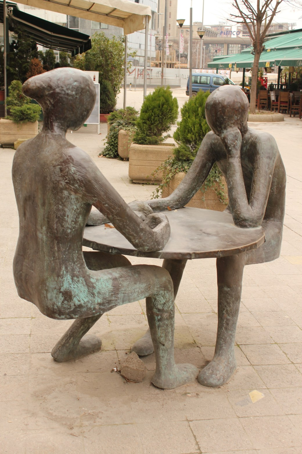 Art in the City; Skopje, Republic of Macedonia; 2013