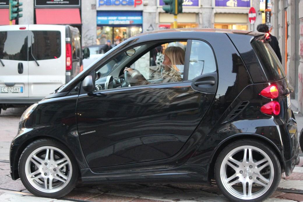Smart Car; Milan, Italy; 2011
