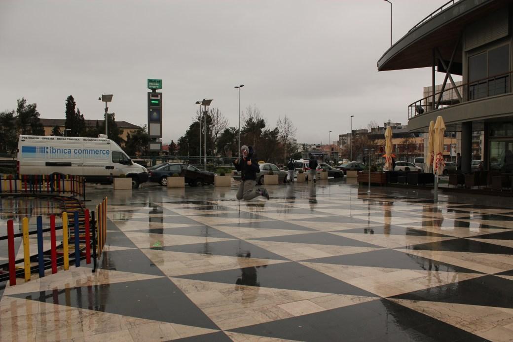 Signature Jumpin' Photograph; Podgorica, Montenegro; 2013