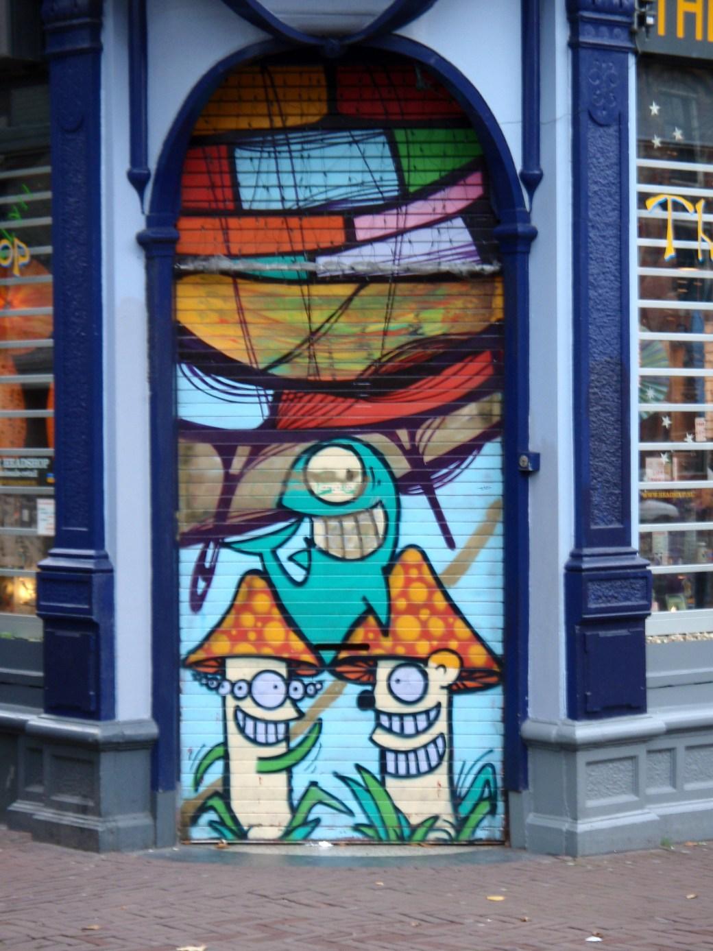 Artistic Corner; Amsterdam, Netherlands; 2010