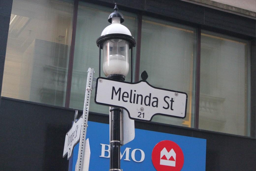 Melinda Street; Toronto, Canada; 2011
