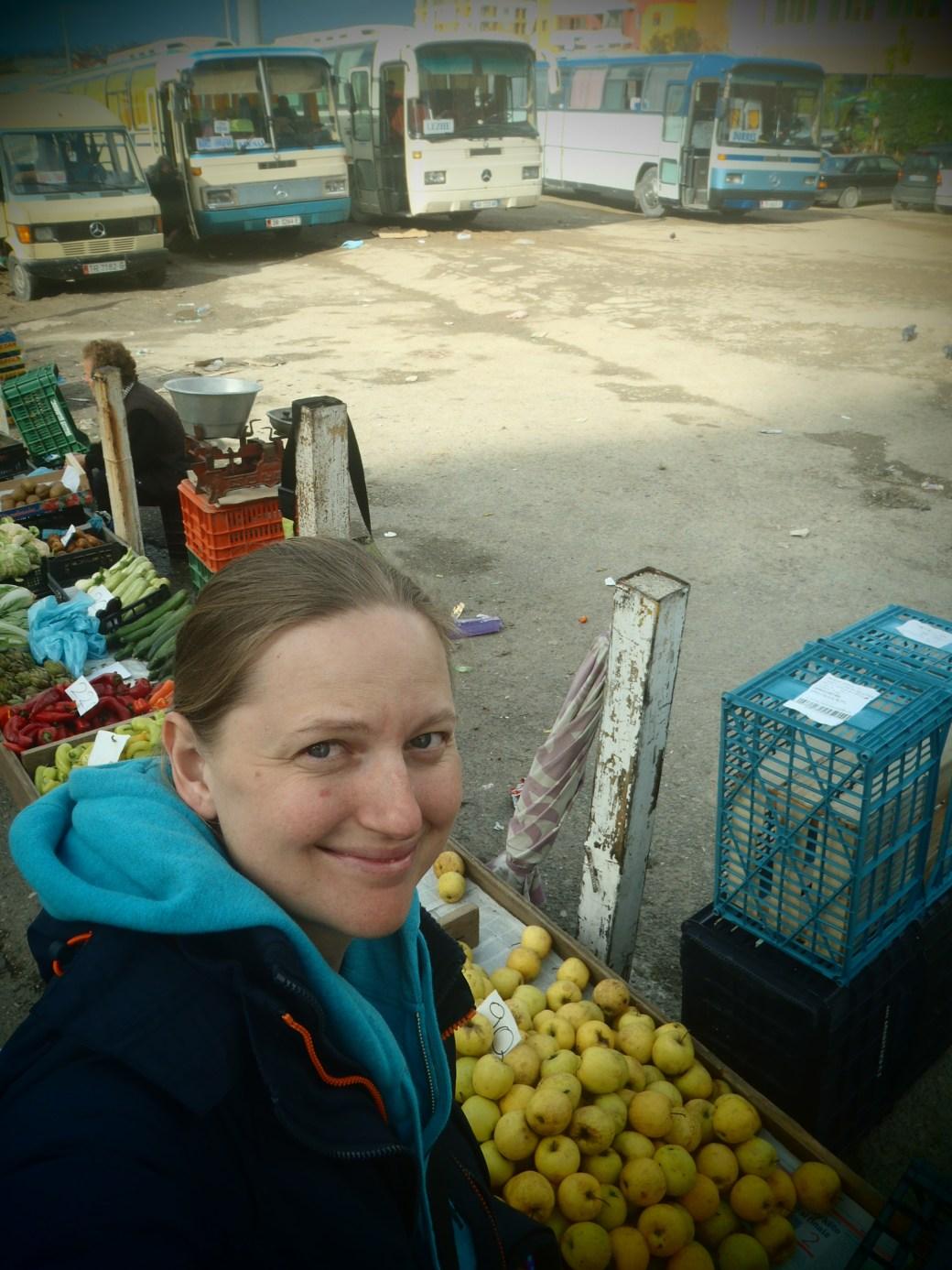 Selfie Street Market; Tirana, Albania; 2013