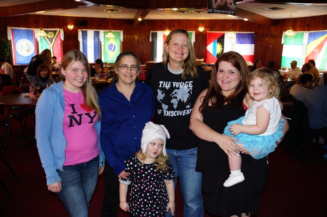 The Kuna Family; 2015