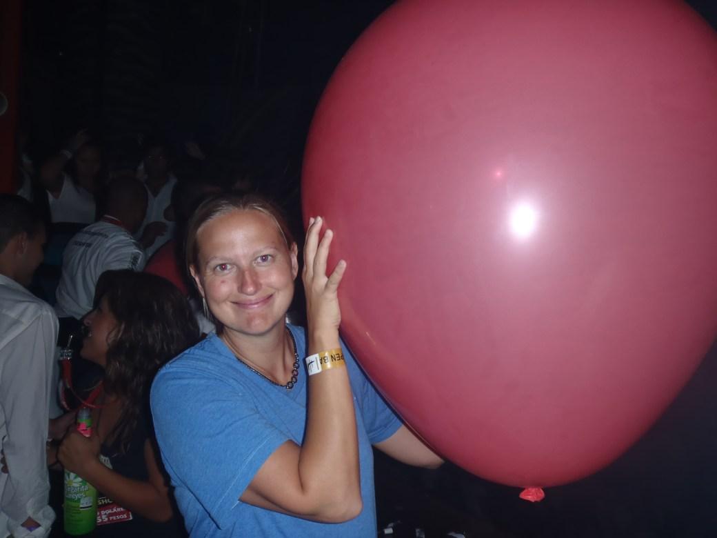 Coco Bongo; Cancun, Mexico; 2011