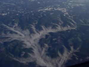 airplane view btw PIT-Newark