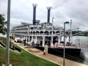 American Queen in Point Pleasant, WV
