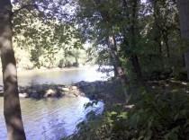 Walhonding River Coshocton Trail