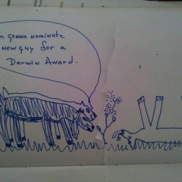 Animal adaptation white snakeroot