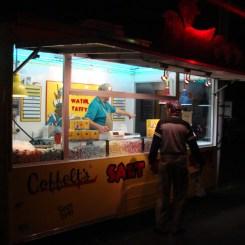 Coshocton County Fair taffy