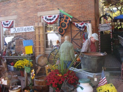 Apple Butter Stirring Festival 2012 Roscoe Village Coshocton Ohio