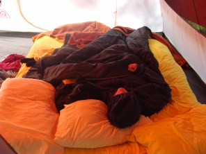freezing nights camping sequoia